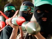 קסאם קסאמים עזה חמאס מחבלים / צלם: רויטרס